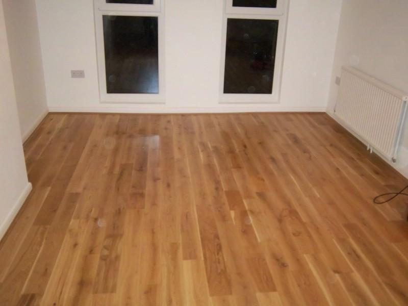Wood Flooring In Richmond
