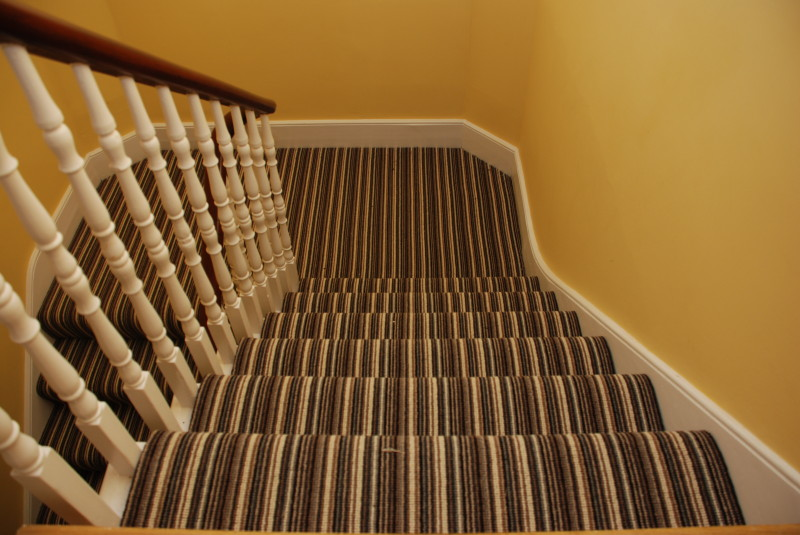 Striped Carpets In Ealing