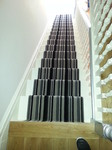 Louis de portere stair runner